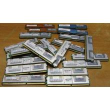Серверная память HP 398706-051 (416471-001) 1024Mb (1Gb) DDR2 ECC FB (Крым)