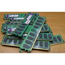 ГЛЮЧНАЯ/НЕРАБОЧАЯ память 2Gb DDR2 Kingston KVR800D2N6/2G pc2-6400 1.8V  (Крым)