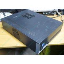 Лежачий четырехядерный системный блок Intel Core 2 Quad Q8400 (4x2.66GHz) /2Gb DDR3 /250Gb /ATX 300W Slim Desktop (Крым)