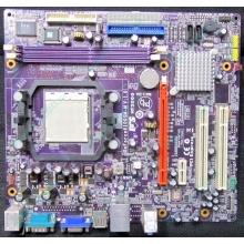 Материнская плата ECS GeForce6100SM-M V:1.0 Б/У (Крым)