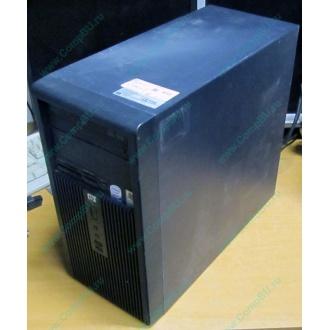 Системный блок Б/У HP Compaq dx7400 MT (Intel Core 2 Quad Q6600 (4x2.4GHz) /4Gb /250Gb /ATX 350W) - Крым