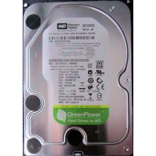 Б/У жёсткий диск 1Tb Western Digital WD10EVVS Green (WD AV-GP 1000 GB) 5400 rpm SATA (Крым)