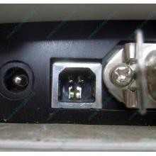 Термопринтер Zebra TLP 2844 (выломан USB разъём в Крыму, COM и LPT на месте; без БП!) - Крым