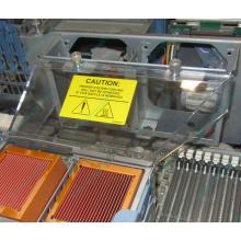 Прозрачная пластиковая крышка HP 337267-001 для подачи воздуха к CPU в ML370 G4 (Крым)