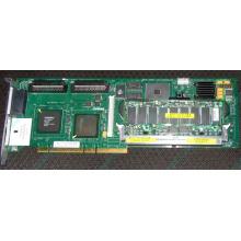 SCSI рейд-контроллер HP 171383-001 Smart Array 5300 128Mb cache PCI/PCI-X (SA-5300) - Крым