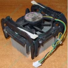 Кулер для процессоров socket 478 с медным сердечником внутри алюминиевого радиатора Б/У (Крым)