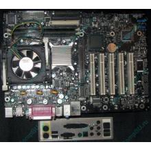 Материнская плата Intel D845PEBT2 (FireWire) с процессором Intel Pentium-4 2.4GHz s.478 и памятью 512Mb DDR1 Б/У (Крым)