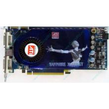 Б/У видеокарта 256Mb ATI Radeon X1950 GT PCI-E Saphhire (Крым)